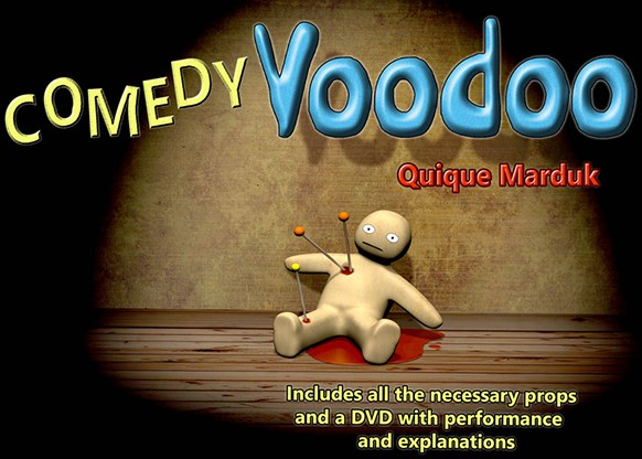 Comedy Voodoo - magic