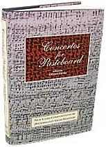 Concertos For Pasteboard - magic