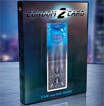 Condom to Card - magic