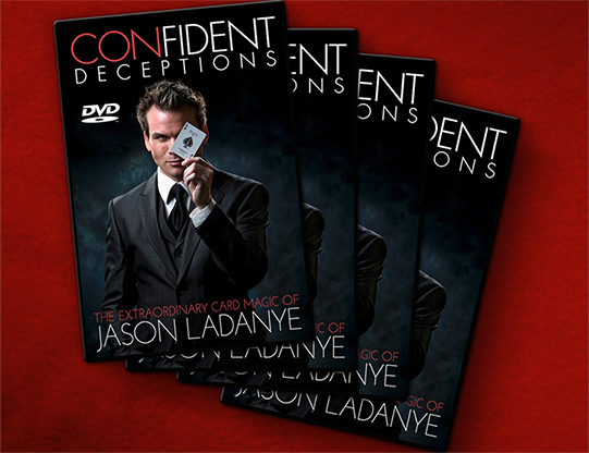 Confident Deceptions (4 DVD Set) - magic