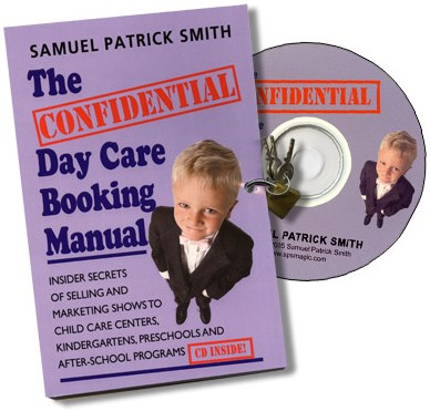 Confidential Day Care Booking Manual w/CD - magic