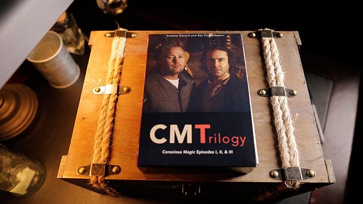 Conscious Magic Trilogy  with Ran Pink and Andrew Gerard - magic