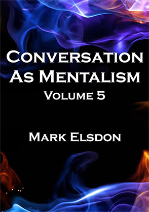 Conversation As Mentalism - Volume 5 - magic