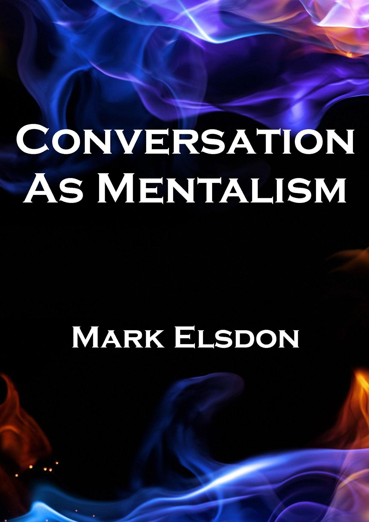 Conversations as Mentalism 1 - 4 - magic