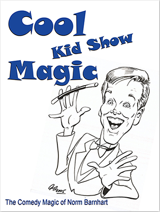 Cool, Kid Show Magic (Softbound Book) - magic