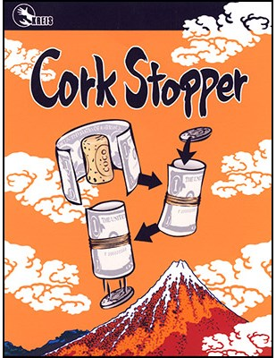 Cork Stopper - magic