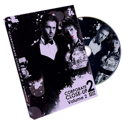 Corporate Close Up (3 DVD Set) - magic