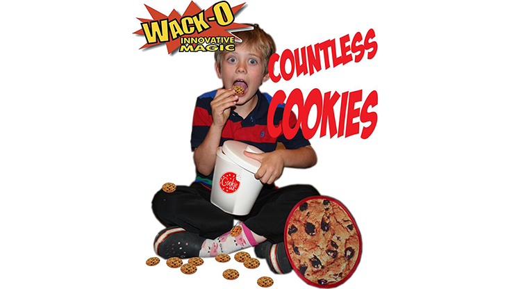 Countless Cookies - magic