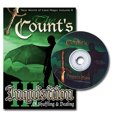 Counts Inquisition of Shuffling and Dealing: Volume Three - magic