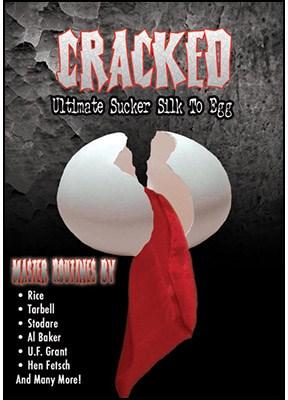 Cracked! Ultimate Sucker Silk to Egg - TRICK - magic