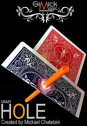 Crazy Hole - magic