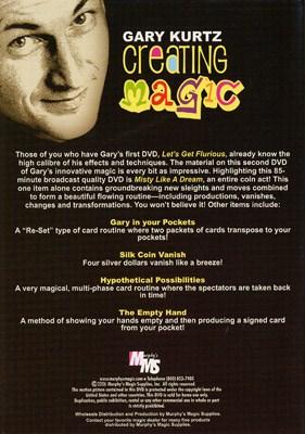 Creating Magic - magic