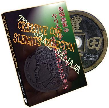 Creative Coin Sleights Collection - magic