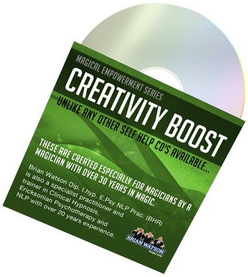 Creativity Boost - magic