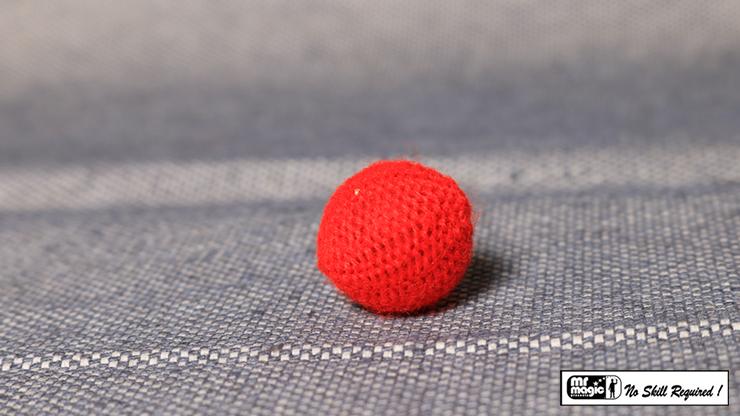 Crochet Ball .75 inches - magic