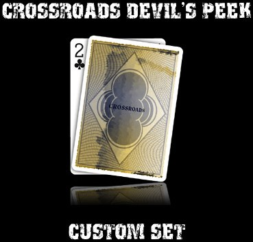 Crossroads Devil's Peek set - magic