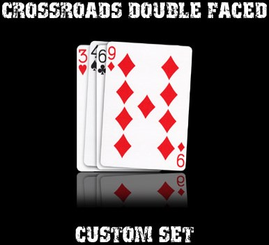 Crossroads Double Faced set - magic