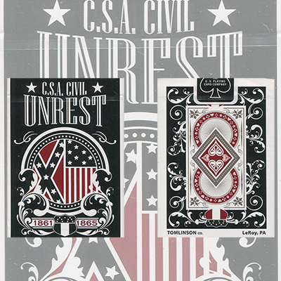 C.S.A. Civil Unrest Deck - magic