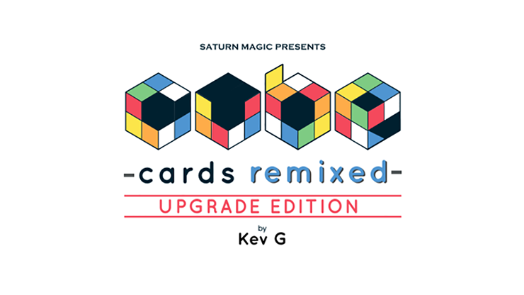 Cube Cards Remixed Upgrade Edition - magic