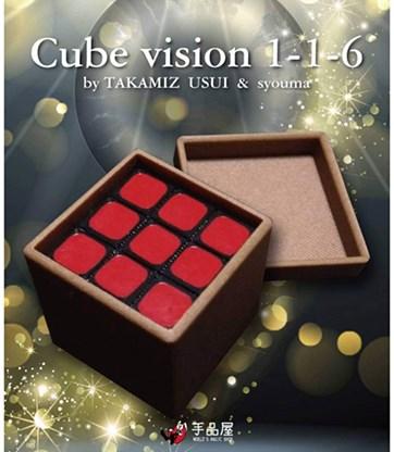 Cube Vision 1-1-6 - magic