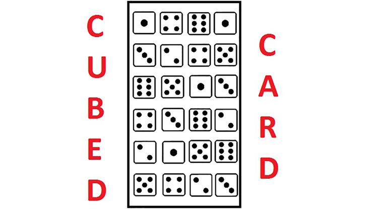 Cubed Card - magic
