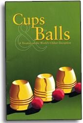 Cups & balls booklet Fun Inc. - magic