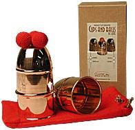 Cups & Balls Copper Regular - magic