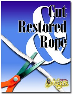 Cut And Restored Rope - magic