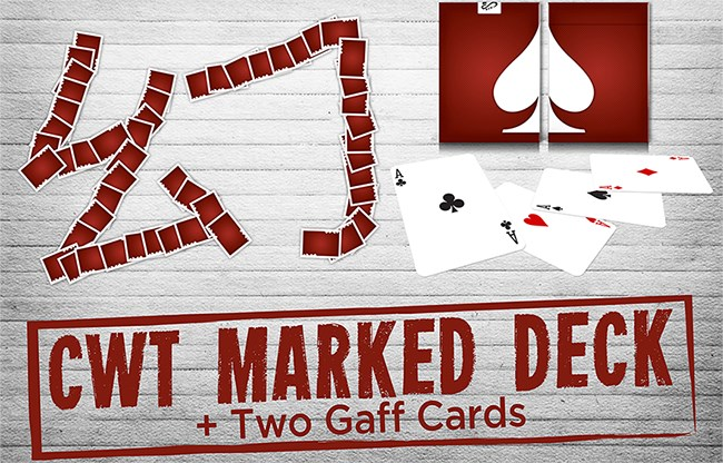 CWT Marked Deck - magic
