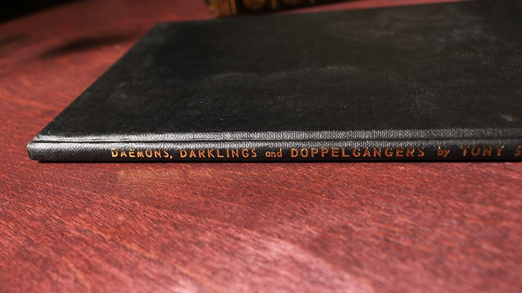 Daemons, Darklings and Doppelgangers - magic