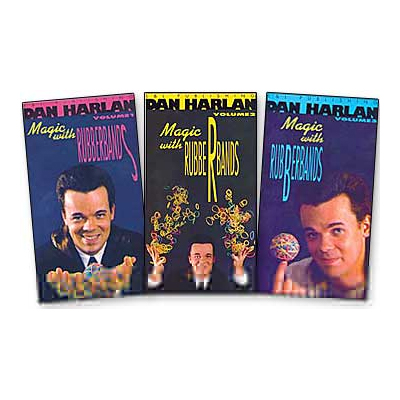 Rubberband Volumes 1 - 3 - magic