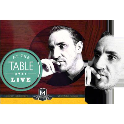 Dan Hauss Live Lecture DVD - magic