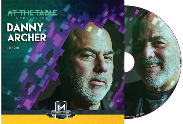 Danny Archer Live Lecture DVD - magic