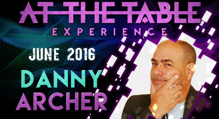 Danny Archer Live Lecture - magic