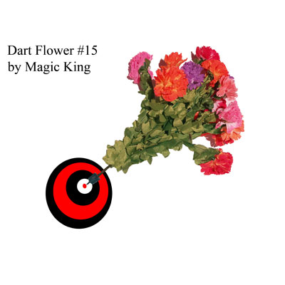Dart Flower #15 Prudential - magic