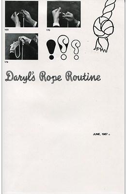 Daryl's Rope Routine - magic