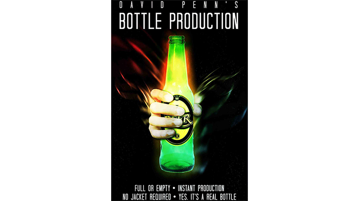 David Penn's Beer Bottle Production - magic