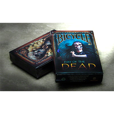 Day Of The Dead Deck - magic