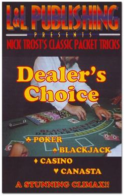 Dealer's Choice L&L Nick Trost trick - magic