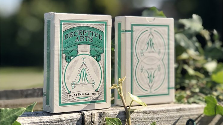 Deceptive Arts Playing Cards - magic