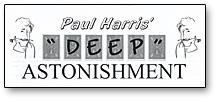 Deep Astonishment - magic