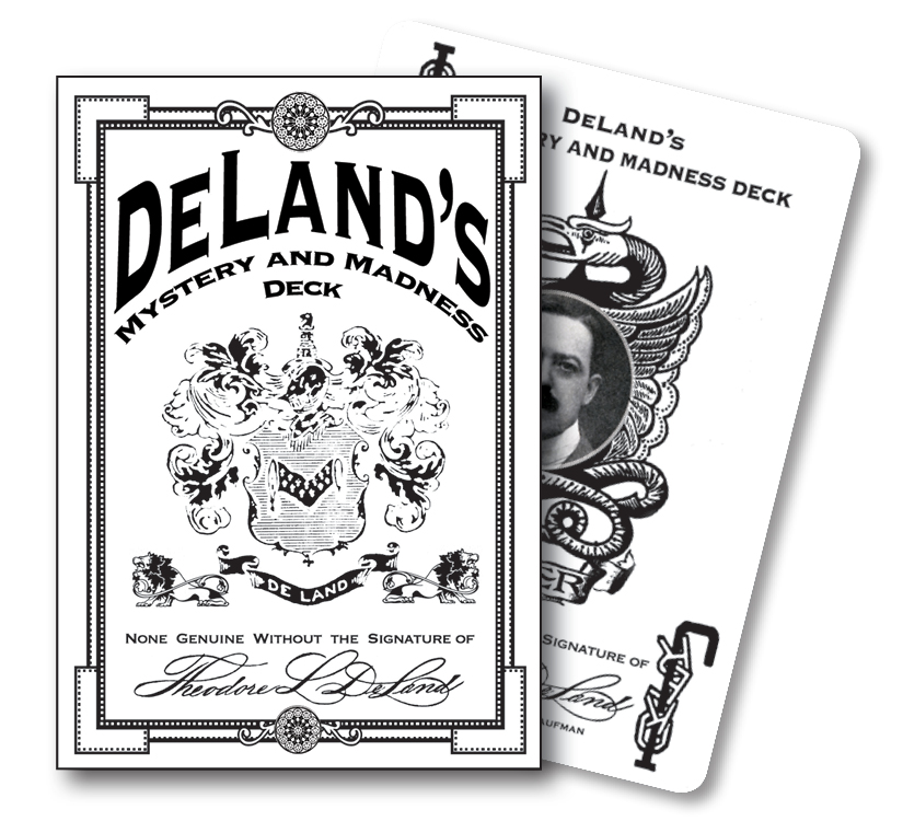DeLand's Mystery and Madness Deck - magic