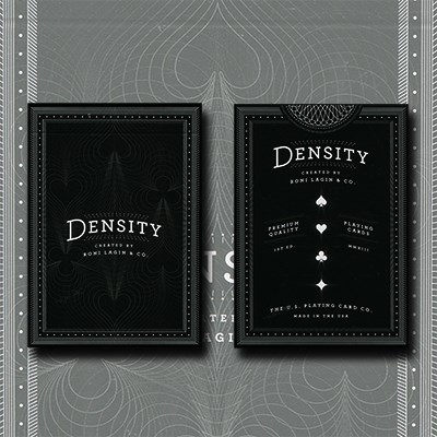 Density Playing Cards - magic