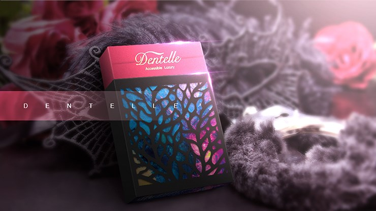 Dentelle Playing Cards - magic
