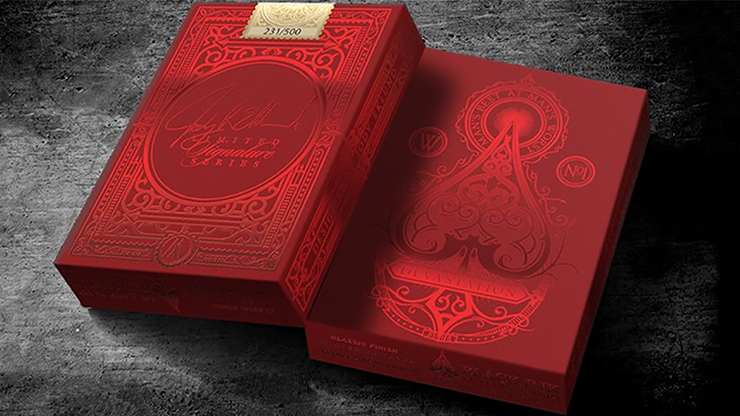 Devastation Playing Cards (Collectors Edition) - magic