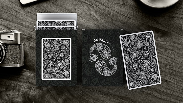 Diamon Playing Cards Paisley Edition - magic