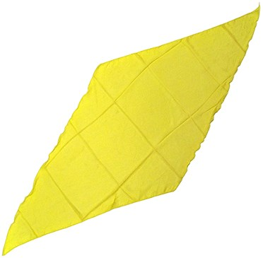 "Diamond Cut Silk 36"" (Yellow) - magic"