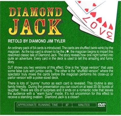 Diamond Jack - magic