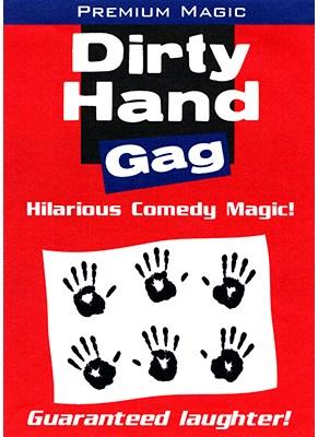 Dirty Hand Gag - magic