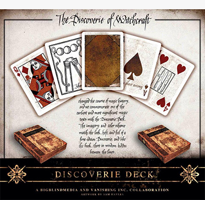 Discoverie Deck - magic